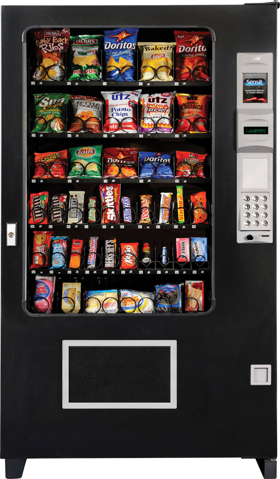 Wholesaler of Vending Machines | Owner Earnings 148,776 pa