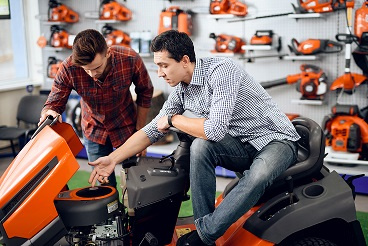 Independent Outdoor Power Equipment Sales and Service