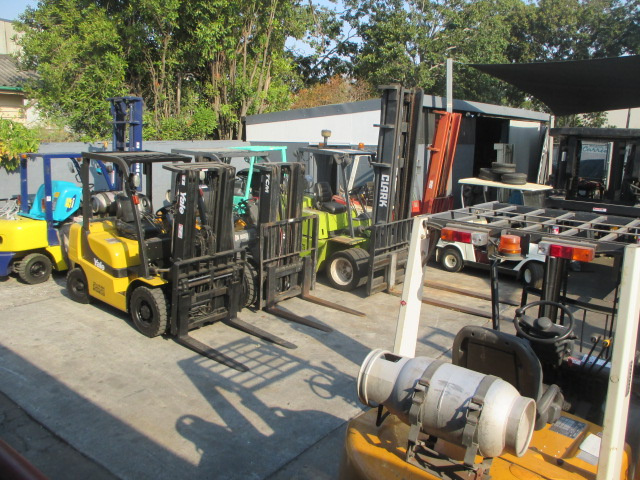 Starline Forklifts-Local, National & OS Sales Business