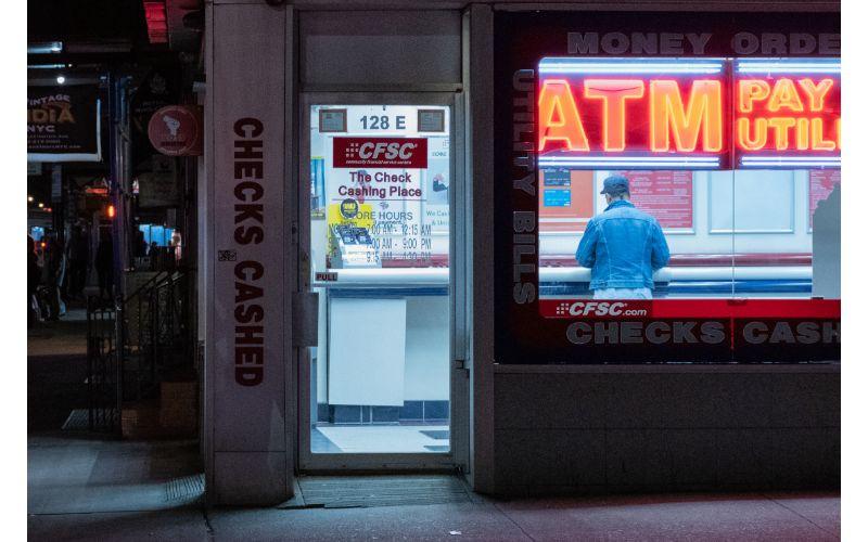 Mobile ATM Business Reduced to $200k + $50k Vendor Finance